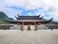 三祝寺-越南充满吸引力的虔灵旅游区