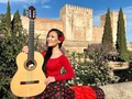 著名吉他演奏家黎秋:与吉他结缘同她诞生世间一样自然