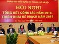 Les parlementaires de Hanoi dressent le bilan de 2018