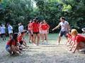 Eröffnung des Sommercamps der in Europa lebenden vietnamesischen Jugendlichen