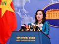 Vietnam reagiert auf Präsenz von USS McCampbell vor Hoang Sa-Inselgruppe