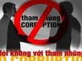 Rechtlicher Korridor zur Korruptionsbekämpfung