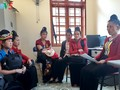 Beamtin der Xinh Mun engagiert sich für Arbeit der Frauenunion