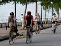 Radfahren am Wochenende – neuer Trend der jungen