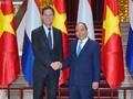 Neue Markierung in den Beziehungen zwischen Vietnam und den Niederlanden