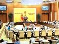 Pembukaan persidangan ke-28 Komite Tetap MN Viet Nam