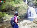 Menaklukkan jalan berbahaya Ngu Ho dan air terjun Do Quyen