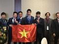 Viet Nam merebut medali emas di Olympiade Astronomi dan Astrofisika Internasional