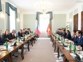 Vietnam dan Republik Czech memperkuat kerjasama di semua bidang