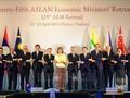 Konferensi ke-25 Menteri Ekonomi ASEAN yang terbatas