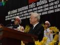 Состоялась торжественная панихида по бывшему генсеку ЦК КПВ До Мыою