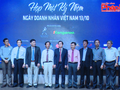 Вьетнамские предприниматели стремятся вперёд вместе с Родиной