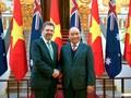 Укрепление стратегического партнёрства между Вьетнамом и Австралией