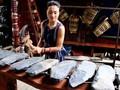 Литофон – своеобразный музыкальный инструмент малых народностей на плато Тэйнгуен