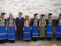 Традиционная женская одежда народности Сила