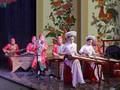 Наслаждаться традиционными видами искусства в городе Халонг
