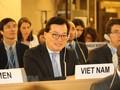 Việt Nam tích cực tham gia khóa họp thường kỳ lần thứ 38 Hội đồng Nhân quyền Liên hợp quốc