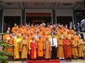Đoàn Phật giáo Thái Lan thăm Việt Nam