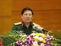 Đoàn đại biểu cấp cao  Bộ Quốc phòng dự Hội nghị Bộ trưởng các nước ASEAN lần thứ 12 và Hội nghị Bộ trưởng các nước ASEAN mở rộng lần thứ 5