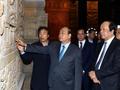 Thủ tướng Nguyễn Xuân Phúc kiểm tra công tác chuẩn bị Đại lễ Vesak 2019