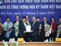 Thủ tướng Nguyễn Xuân Phúc chủ trì hội nghị tổng kết công tác tổ chức Hội nghị thượng đỉnh Triều Tiên - Hoa Kỳ