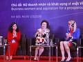 Nữ doanh nhân và khát vọng vì một Việt Nam thịnh vượng