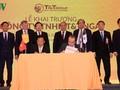 Thủ tướng Nguyễn Xuân Phúc dự lễ khai trương hoạt động của Tập đoàn T&T Group tại Nga