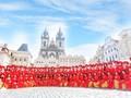 Cuộc thi Áo dài phu nhân – Nơi hội tụ nét đẹp của những người phụ nữ Việt trên khắp Châu Âu