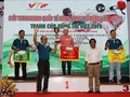 Bế mạc Giải Taekwondo Quốc tế Hồng Bàng mở rộng lần thứ III