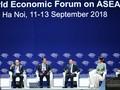WEF ASEAN 2018 dan selar Vietnam