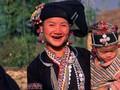 Adat menghitamkan gigi dari kaum wanita etnis minoritas Lu