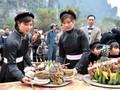 Pesta menyambut nasi baru yang unik dari warga etnis minoritas Tay
