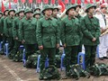 Perkenalan sepintas lintas tentang  pelaksanaan wajib militer dikalangan pemuda Vietnam