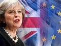 Kesulitan dalam mengusahakan  persetujuan tentang Brexit