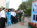 Photo exhibition marks 130th birth anniversary of President Ton Duc Thang