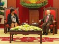 Party leader reiterates Vietnam's willingness to share reform experience with Cuba