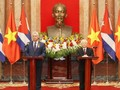 Cuban President highlights special relationship with Vietnam