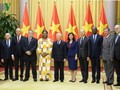 Vietnam willing to create favorable conditions for ambassadors to fulfill tasks