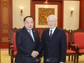 Vietnam, Thailand strengthen defense ties