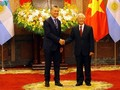Vietnam wants to enhance comprehensive partnership with Argentina