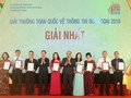 VOV wins 14 National External Information Service Awards