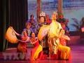 有关方面举行古改良剧《夜鼓怀郎》诞生99周年纪念活动和古乐始祖祭祀仪式