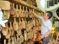 Чан Ван Бан 35 лет занимается изготовлением форм для лунных пирогов