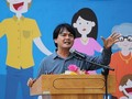 High school principal renews teaching method to inspire students' patriotism