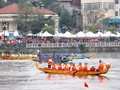 Dragon boat racing festival 2019 opens in Hanoi