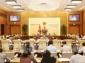 Ủy ban Thường vụ Quốc hội cho ý kiến vào dự án Luật chăn nuôi
