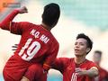 Việt Nam thắng đậm trận ra quân tại Asiad 2018