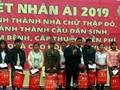 """""""Tết nhân ái"""" tại huyện Quan Hóa, tỉnh Thanh Hóa"""