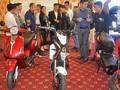 Lần đầu tiên Việt Nam có xe máy điện thân thiện với môi trường