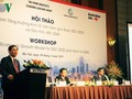 """Phó Thủ tướng Vương Đình Huệ dự hội thảo """"Mô hình tăng trưởng kinh tế VN 2021-2030 tầm nhìn 2045"""""""